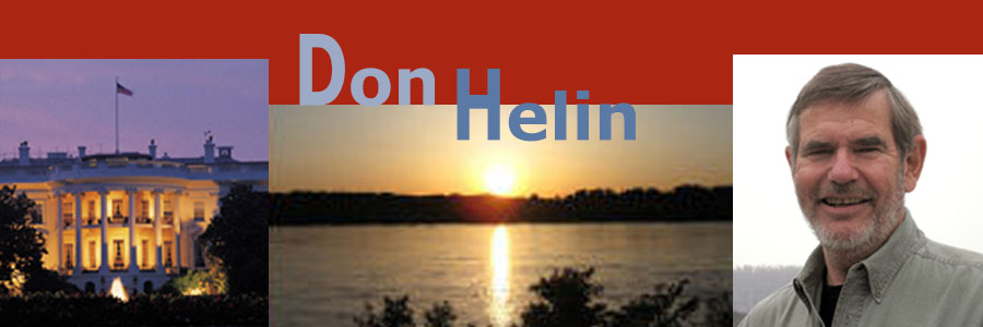 Author Don Helin